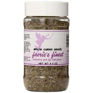 Faeries Finest Whole Cumin Seeds, 4.40 Ounce