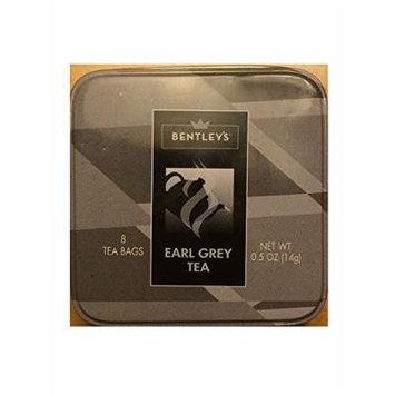Bentley's Earl Grey Tea, 8 Tea Bags (2 Pack)