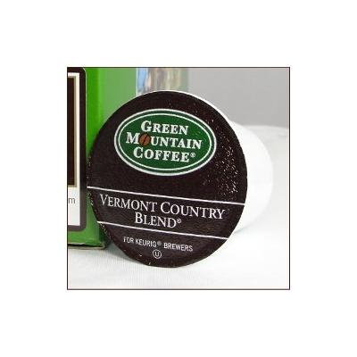 Green Mountain Coffee Fair Trade VERMONT COUNTRY BLEND 24 K-Cups for Keurig Brewers