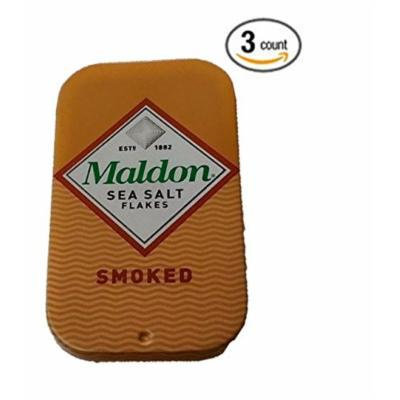 Maldon Smoked Sea Salt Pinch Tin - 0.35 Oz. (3 Pack)