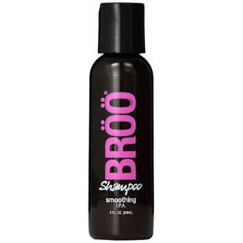 Broo Smoothing IPA Shampoo, 2 Fluid Ounce