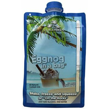 Lt. Blender's Eggnog in a Bag, 12-Ounce Pouches (Pack of 3)