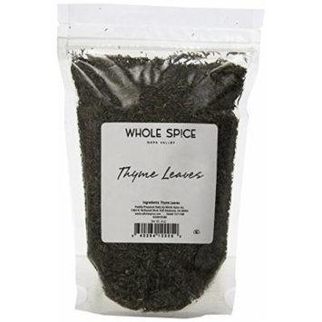 Whole Spice Thyme Leaves Whole, 4 Ounce