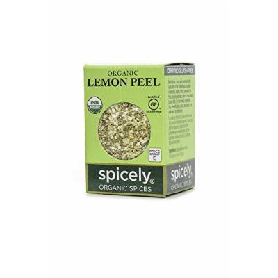 Spicely Organic Lemon Peel - Compact
