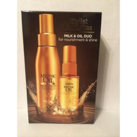 L'Oréal Paris Professional Mythic Oil Milk & Huile Oil Duo Stylist Set