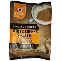 Owl White Coffee Tarik, 600-Grams (Pack of 2)