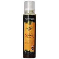 International Collection Toasted Sesame Spray Oil, 6.76-Ounce