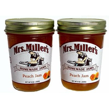 Peach Jam - 2 / 9 Oz. Jars