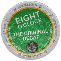 Eight O'Clock Coffee Original Decaf K-Cups - 48 Count