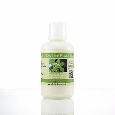 Natural KeyLime Flavor Emulsion- 18 FL OZ