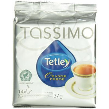 Tassimo Tetley Orange Pekoe - 14 T Discs / Servings