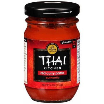 Thai Kitchen Red Curry Paste 4oz. 6-pack