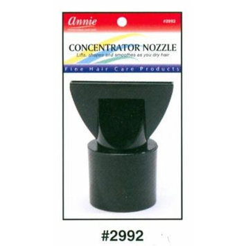 Annie Hair Dryer Concentrator Nozzle #2992