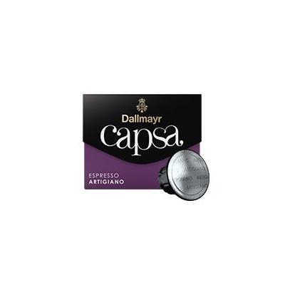 4 Boxes of Dallmayr Espresso Artigiano Capsa Nespresso Capsules, 10 Capsules Each Box
