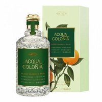 4711 Acqua Colonia Blood Orange and Basil Eau de Cologne Spray for Women, 1.7 Ounce