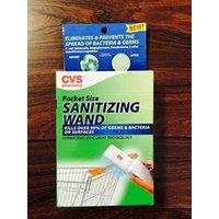 Pack of 2! Pocket Size Sanitizing Wand Germicidal UV-C Light Technology