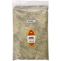 Marshalls Creek Spices Refill Pouch No Salt Greek Seasoning, XL, 22 Ounce