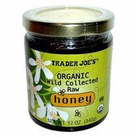 Trader Joe's Organic Wild Collected Raw Honey