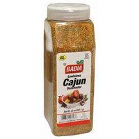 Badia Louisiana Cajun Seasoning Blend powder. Large container 23 oz