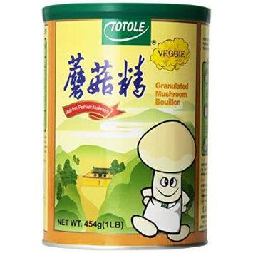 Totole - Granulated Mushroom Bouillon 454 g /16 Oz z (Pack of 1)