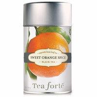 Tea Forte SWEET ORANGE SPICE Loose Leaf Black Tea, 3.5 Ounce Tea Tin