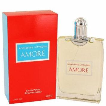 Adrienne Vittadini Amore Eau de Parfum Spray for Women, 3.4 Ounce