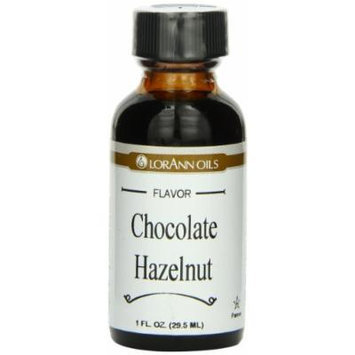 LorAnn Oils Flavor Extract, Chocolate Hazelnut, 1 Ounce