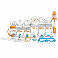 Munchkin Latch Newborn Bottle Starter Set - A41F3928