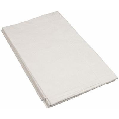 Dynarex Drape Sheet, White, Latex Free, 40 Inch X 90 Inch, 50 Count