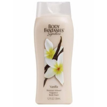 BODY FANTASIES SIGNATURE BODY WASH VANILLA