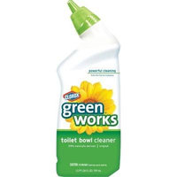 Clorox® Green Works® Manual Toilet Bowl Cleaner, 24 oz