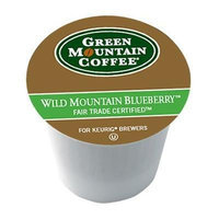 Green Mountain Fair Trade Wild Mountain Blueberry 48 K-Cups for Keurig Brewers