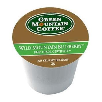 Green Mountain Fair Trade Wild Mountain Blueberry 48 K-Cups for Keurig Brewers
