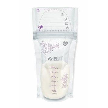 NEW Avent 25 Breast Milk Storage Bags 180ml