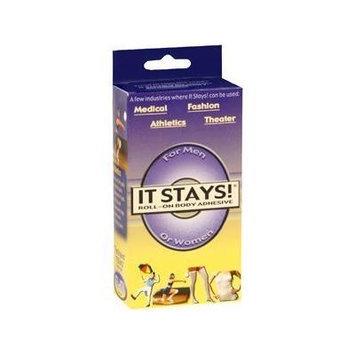 Special pack of 5 BELL HORN IT STAYS BODY ADHESIVE 2 oz