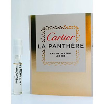 La Panthere Eau De Parfum Legere 1.5 Ml By Cartier Vial for Women
