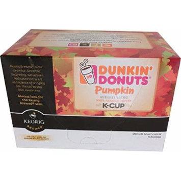 Dunkin Donuts K-Cups Pumpkin Flavor