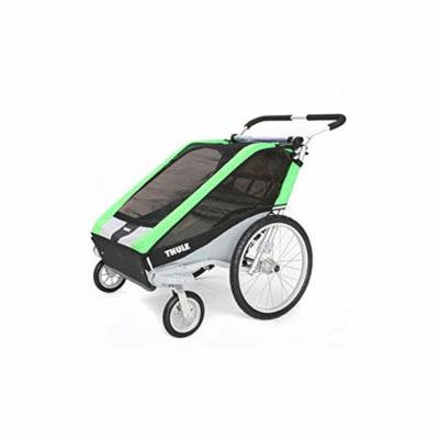 Thule Chariot Cheetah 2 Child Carrier Green One Size