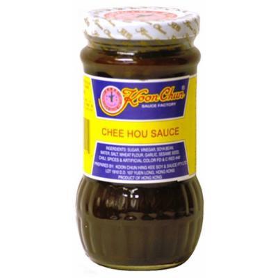 Koon Chun Chee Hou Sauce, 15-Ounce Jars (Pack of 3)