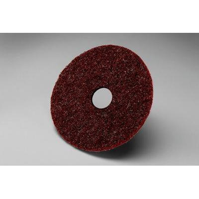 3M (SC-DH) Surface Conditioning Disc, 4-1/2 in x 7/8 in A MED [You are purchasing the Min order quantity which is 50 Disc's]