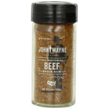 John Wayne Spice Rub, Beef, 2.6 Ounce
