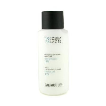 Academie Derm Acte Daily Exfoliating Cleanser - Glycolic Acid 15% 8.4OZ