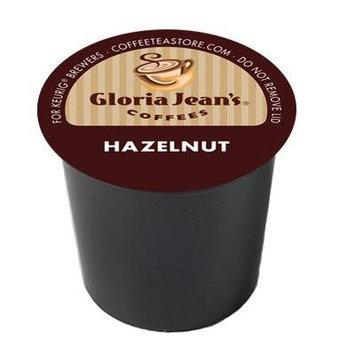 GLORIA JEAN'S HAZELNUT Coffees for Keurig 48 K-CUPS