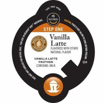 Barista Prima Vanilla Latte, Vue Cups for Keurig Vue Brewers