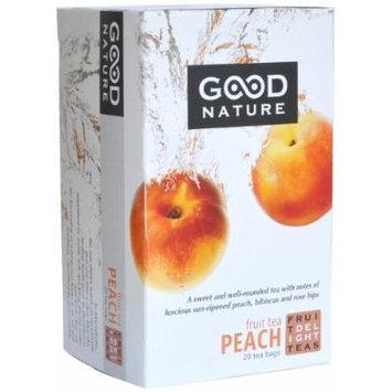 Good Nature Peach Fruit Tea, 1.4 Ounce