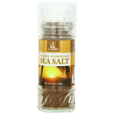 Gourmet Nut Sea Salt, Alaea Hawaiian, 3.75 Ounce