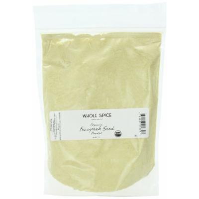 Whole Spice Fenugreek Seed Powder, Organic, 1 Pound