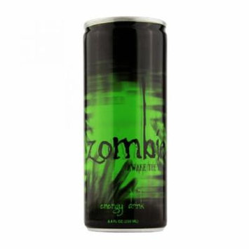 Energy Drink Zombie Awake The Dead Two Pack (Zombei Awake The Dead, 1 Can)