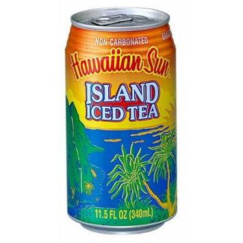 Hawaiian Sun Island Ice Tea, 11.5-Ounce (Pack of 24)