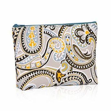 Thirty One Zipper Pouch in Parisian Garden - No Monogram - 3045
